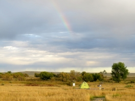 Buffalo Camp, American Prairie Reserve
